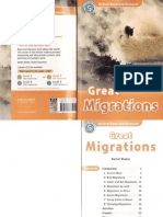 Great Migrations [Oxford Read and Discover - Level 5]