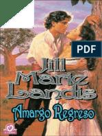 Amargo Regreso - Jill Marie Landis