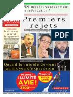 Journal Le Soir Dalgerie 23.12.2018