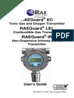 Manual RAEGuard S 033 4117 E00 RevA