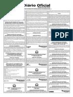 DOE 16.09.2016 - Classificação Técnica