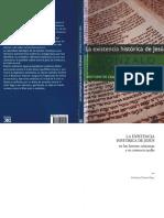 PUENTE OJEA, Gonzalo (2008), La Existencia Histórica de Jesús, En Las Fuentes Cristianas y Su Contexto Judío. Madrid, Siglo XXI