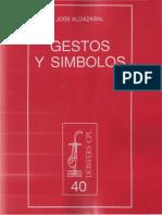 Aldazabal, José, GESTOS Y SÍMBOLOS, Centre de pastoral litúrgica, Barcelona, 1989 .pdf