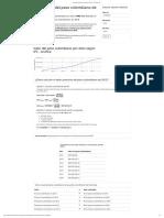 Valor Actual Del Peso Colombiano de 2012 - Variación IPC