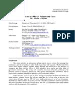 Syllabus for API105B GSD5203 Aug 25 2009 (1)