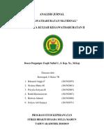 ANALISIS JURNAL PAK FAQIH.docx