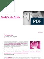 1.Plan de Crisis