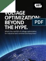 UST White Paper Voltage Optimization v1dot1