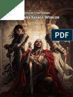 Guia de Conversão_D20 Para Savage Worlds