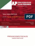 Semana 3a - Casos Practicos - Auditoria Tributaria