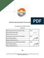 2 Procedimiento Identificación Peligros y Evaluación Riesgos