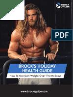 Brock Holiday Healthy Guidebook V1