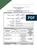 Ej de Llenado - Formulario C-2