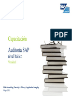 Curso de Auditoria Basico (Version I) - Dia 1