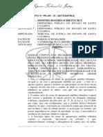 HC 399109 Crime ICMS Declarado