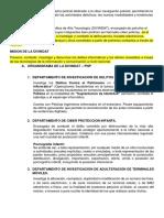 PATRULLAJE VIRTUALPrograma Policial Dedicado a La Ciber Navegación Policial