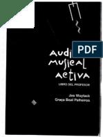 Audicion Musical Activa Profesor