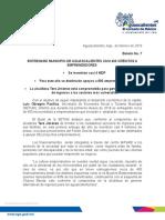 02 Boletín Entregarán Casi 400 Microcréditos