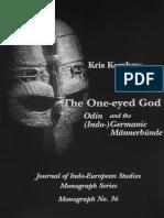 Kris Kershaw the One-eyed God Odin and the (Indo-)Germanic Mannerbunde