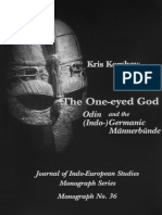 Kris Kershaw the One-eyed God Odin and the (Indo-)Germanic Mannerbunde