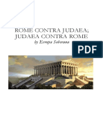 Judea Contra Rome