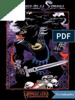 Novela de Tribu 01 Señores de La Sombra - Gherbod Fleming