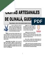 Cajitas de Olinalá, Guerrero.