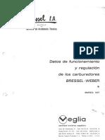 Funcionamiento Y Regulación De Carburadores Weber Bressel.pdf