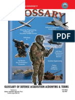 ACRONYMS - 12th Glossary 2005