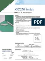 00000357-GC250-Datasheet
