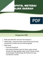 Pajak-Daerah-dan-PBB-BPHTB-03092017.pptx
