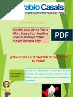SITUACIÓN DE LA SALUD EN EL PERÚ.pptx