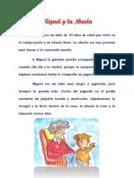 Miguel y La Abuela - Cuento