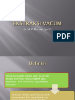 -Ekstraksi-Vacum Workshop (Dr. Zulkarnain, Sp.og)