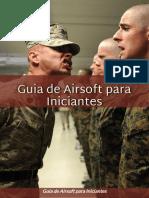 eBook AIRSOFT Guia Dicas Iniciantes