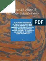 Revista Del Centro de Estudios Constitucionales. Número 4, Septiembre-Diciembre (1989)