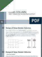 Slender Column