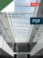 VELUX Modular Skylights Brochure