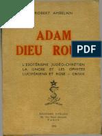 1941 Adam Dieu Rouge