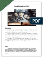 Saving Private Ryan - Movie Review