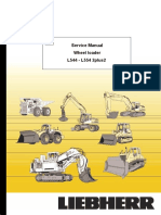 Liebherr L544-443 Wheel Loader Service Repair Manual SN:6190 to 7476.pdf