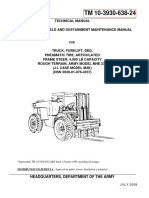 Case M4K Forklift Truck Service Repair Manual.pdf