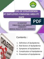 Ppt Penyuluhan-faktor Risiko Dislipidemia - Copy