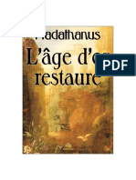 Aureum l age d or restaure  madathanus livre.pdf