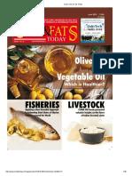 Saarc Oils & Fats Today18 JUNE