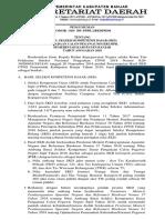 Pengumuman Hasil Skd Cpns Banjar 2018