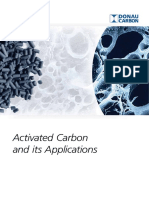 Activated Carbon and Its Applications 2018