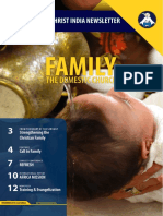 Family - The Domestic Church | December 2018
