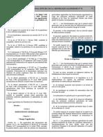 Statut Particulier Des Médecins Spécialistes