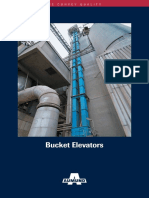 AUMUND Bucket Elevators